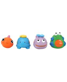 K's Kids Bath Toys - Set of 4