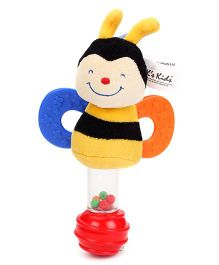 K's Kids Stick Clever Bee Rattle