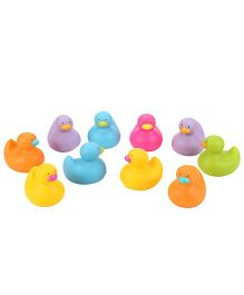 K's Kids Bathing Toys Multi Color - Pack Of 10