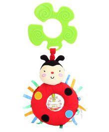 K's Kids Funky Stroller Pal Lady Bug