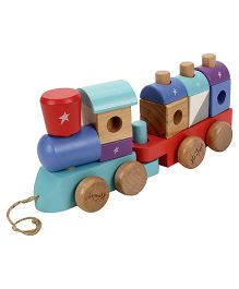 Hamleys My First Train And Carriage