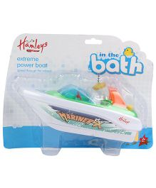 Hamleys In The Bath Extreme Power Boat - White
