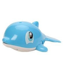 Hamleys Water Whale Toy - Blue