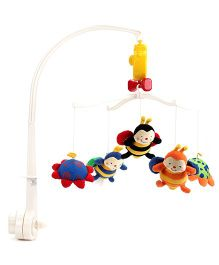 K's Kids Clever Bee Musical Cot Mobile