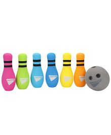 Hamleys Moov N Go Foam Bowling Set - 6 Pins