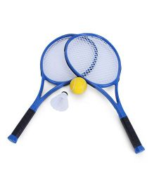Hamleys Moov N Go Badminton Set - Blue
