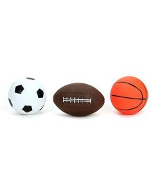 Hamleys Moov N Go Balls Combo - Set Of 3