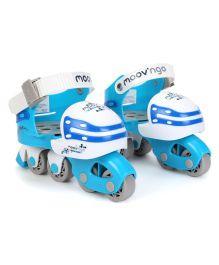 Moov N Go Roller Skates Set - Blue