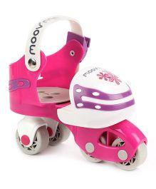 Hamleys Moov N Go Rollers Skates - Pink