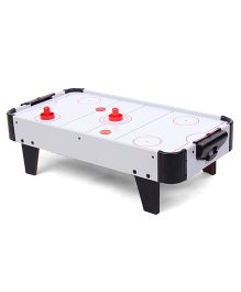 Hamleys Comdaq Ice Hockey Game Table - Black And White