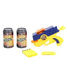 X Shot Zuru Dual Blaster - Yellow