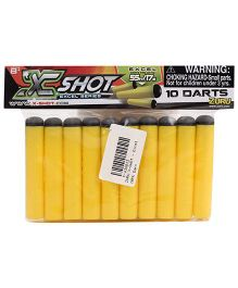 X Shot Zuru Darts - 10 Pack