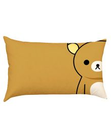Stybuzz Bear Baby Pillow - Brown
