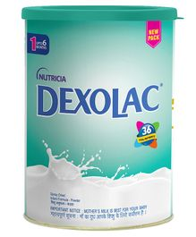 Dexolac 1 Infant Formula - 500gm Tin