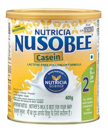 Nusobee Casein 2 Follow Up Formula - 400 gm