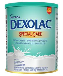 Dexolac Special Care Infant Formula - 500 gm Tin