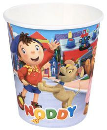 Noddy Paper Cups - Pack Of 10
