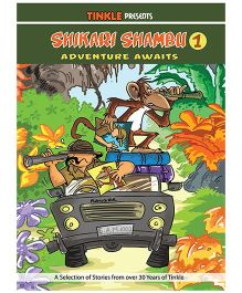 Shikari Shambu 1 Adventure Awaits - English