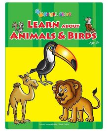 Learn About Animals & Birds - English