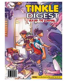 Tinkle Digest No 269 - English