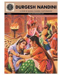 Durgesh Nandini - English
