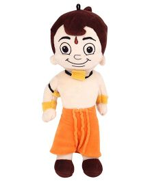 Chhota Bheem Plush Toy Multi Color - 22 cm