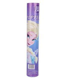 Disney Frozen Party Poppers - Purple