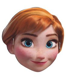 Disney Frozen Face Masks Pack Of 10 - Multi Color