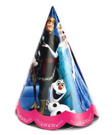 Disney Frozen Paper Cap Pack Of 10 - Multi Color