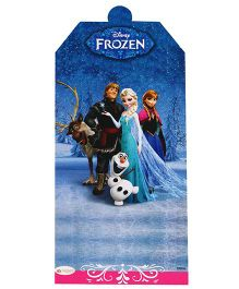 Disney Frozen Invitation Card Pack Of 10 - Blue