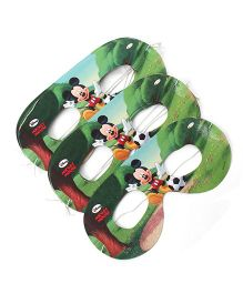 Disney Mickey Mouse & Friends Eye Mask Pack of 10 - Multi Color