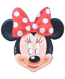 Disney Minnie Mouse Face Mask Pack Of 10 - Multi Color