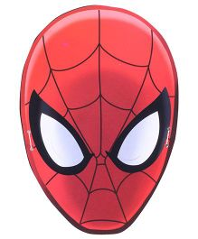 Marvel Spider Man Face Mask Pack Of 10 - Red