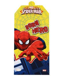Marvel Spider Man Invitation Card pack Of 10 - Multi Color