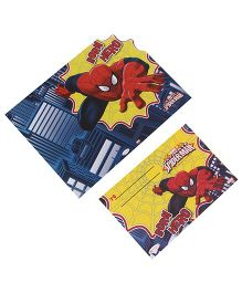 Marvel Spider Man Amazing Die-Cut Invitation & Envelopes Pack Of 10 - Multi Color