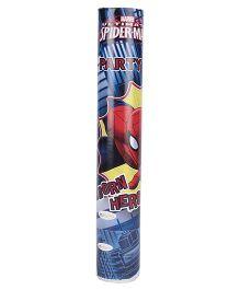 Marvel Amazing Spiderman Party Popper - Blue