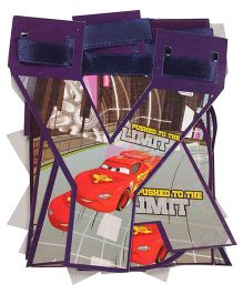 Disney Pixar Cars Happy Birthday Die Cut Banner - Multi Color