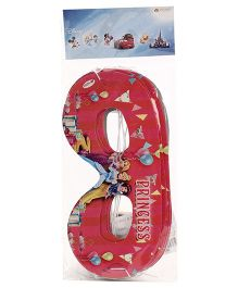 Disney Princess 1 Eye Mask Pack of 10 - Red