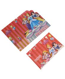 Disney Princess Die-Cut Invitation & Envelopes Pack Of 10 -