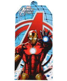 Marvel Iron Man Invitation Card Pack Of 10 - Multi Color