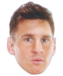 FC Barcelona Face Mask Pack Of 10 - Multi Color
