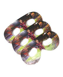 FC Barcelona Eye Masks Pack Of 10 - Multi Color