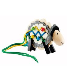 Hape Stringy Sheep - 30 Pieces