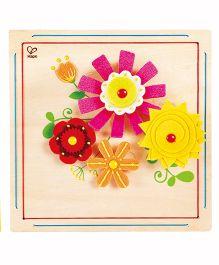 Hape Flower Fun Craft Kit - 22 Pieces