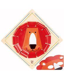 Hape Brave Lion Look Craft Kit - 10 Pieces