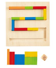 Hape Path Finder Game - 32 Pieces