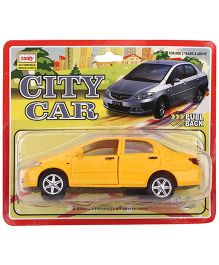 Centy City Car With Pull Back Action