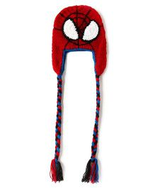 The Original Knit Spiderman cap - Red