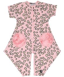 Orchid Romper - Pink