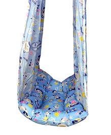 Luk Luck Port Baby Cradle Nest - Blue